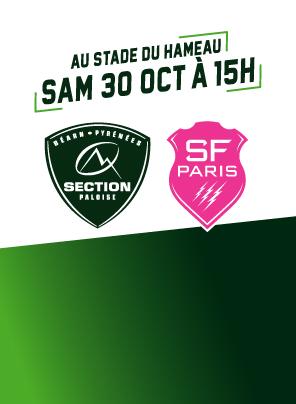 SECTION / SF PARIS